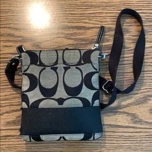 Coach Crossbody. Used